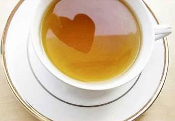 Forever aloe herbal tea, jummm!