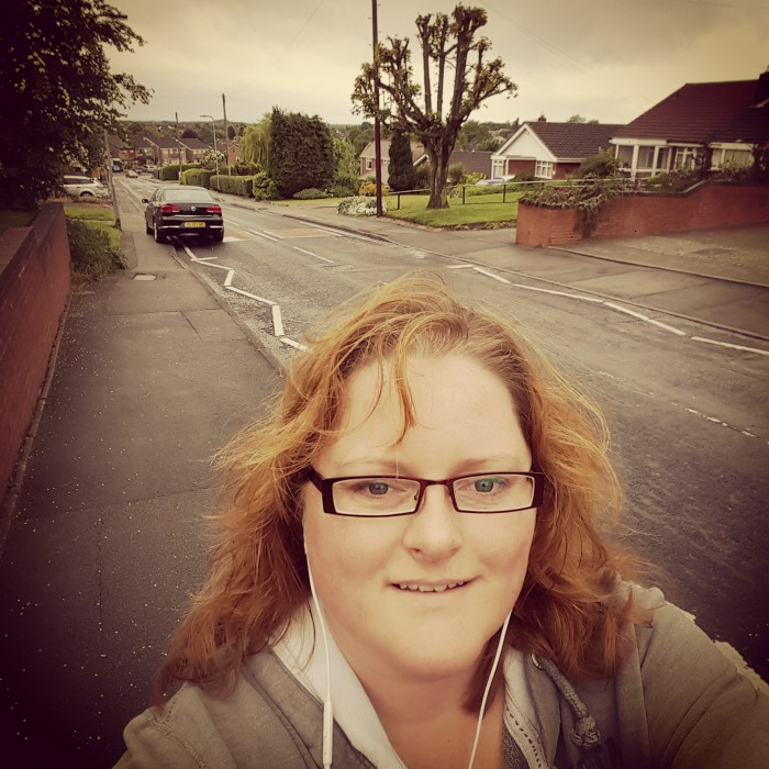 Ochtendwandeling in Burntwood UK