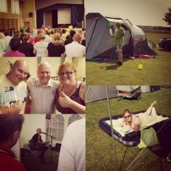 Summercamp Poulstrup Denemarken 2015