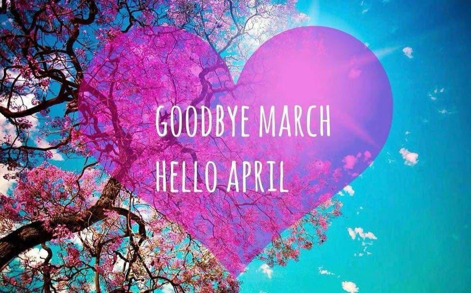 Hallo April 2018