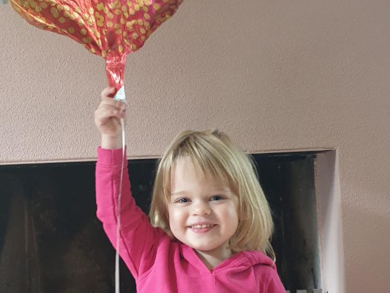 Wat geef je een bijna 3 jarige voor de feestdagen?