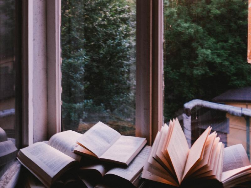 Boeken die indruk op mij hebben gemaakt